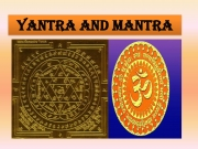 Yantra and Mantra- Coloured & Illustrated  (eBook)