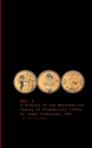 A History of Probability (1865) - Vol. 1