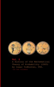 The History of Probability ( 1865) - Vol. 2