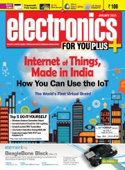 Electronics For You, January 2015 (eBook)