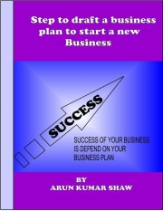 Step to draft a business plan to start a new Business (eBook)