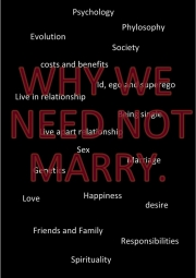 Why Need Not Marry (eBook)