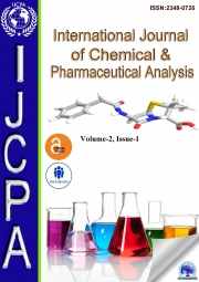 International Journal of Chemical and Pharmaceutical Analysis (IJCPA), Volume-2, Issue-1(October-December 2014)