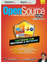 Open Source for You, March 2015 (eBook)