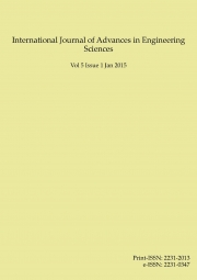 International Journal of Advances in Engineering Sciences
