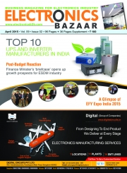 Electronics Bazaar, April 2015 (eBook)