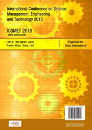 Proceedings of ICSMET 2015 (eBook)