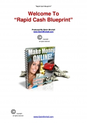 Rapid cash blueprint (eBook)
