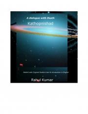 Kathopnishad Maithili with Original Sanskrit text and introduction in English (eBook)