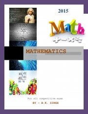 MATHEMATICS (eBook)