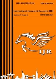 International Journal of Research September 2014 Part-3