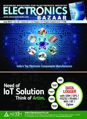 Electronics Bazaar, July 2015 (eBook)