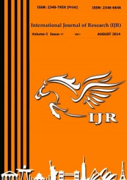 International Journal of Research August 2014 Part-2