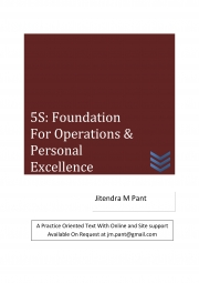 5S: Foundation for Operations & Personal Excellence (eBook)