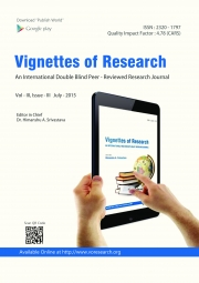 Vignettes of Research (July - 2015)