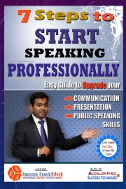 7 Steps to START Speaking Professionally