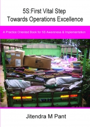5S: First Vital Step Towards Operations Excellence(A5 page size)