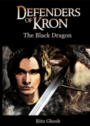 Defenders of Kron - The Black Dragon