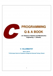 C Programming (eBook)