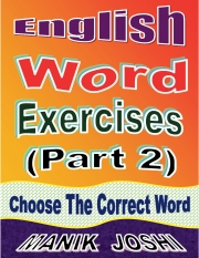 English Word Exercises (Part 2): Choose the Correct Word (eBook)