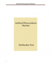 Artificial Photosynthesis Machine (eBook)