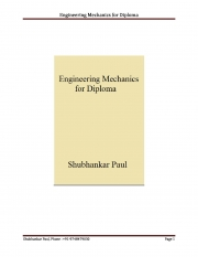 Engineering Mechanics for Diploma (eBook)