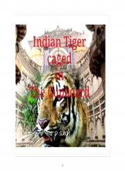 Indian Tiger caged in the Cupboard (eBook)