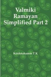 Valmiki Ramayan Simplified Part 2