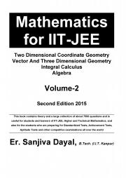 Mathematics for IIT-JEE