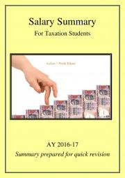 Salary Summary (eBook)