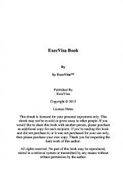 ExecVisa  (eBook)