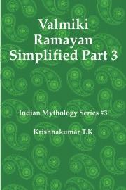 Valmiki Ramayan Simplified Part 3