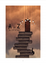 A to Z Scribbles (eBook)