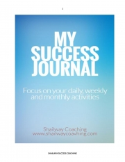 My Success Journal (eBook)