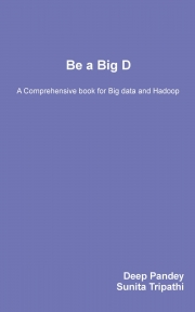 Be a Big D - A Comprehensive book for Big Data and Hadoop