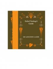 Siebel Testing 8 Guide (eBook)