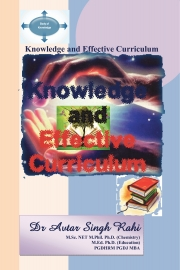 Knowledge and Effective Curriculum