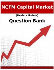 NCFM Capital Market  (eBook)