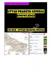 Uttar Pradesh Complete GK  (eBook)