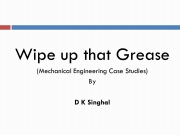 Wipe up that Grease (eBook)