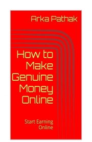 How To Make Genuine Money Online (eBook)