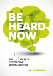 Be Heard Now (eBook)