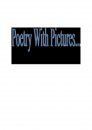 Poetry With Pictures... (eBook)