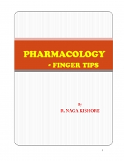 PHARMACOLOGY (eBook)