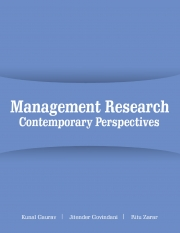 Management Research  (eBook)