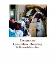 Conquer Compulsive Hoarding (eBook)