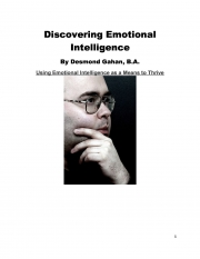 Discovering Emotional Intelligence (eBook)