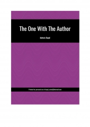 The One With the Author (eBook)