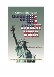 A Comprehensive Guide on US Student Visa (eBook)
