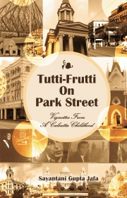 TUTTI-FRUTTI ON PARK STREET (eBook)